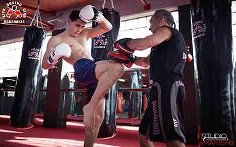 kickboxing στο Περιστερι