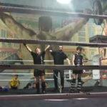 Γυμναστήριο Μαχητικών Αθλημάτων The Fighting Mall Περιστέρι